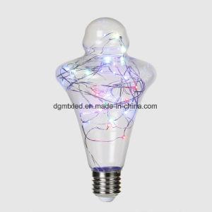 MTX A19 2 W LED Glü hbirne Eichhö rnchen Kä fig Vintage Glas Edison Style E27 l; hbirne lamp warmweiß fü r zu Hause pictures & photos