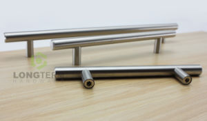 "Hot Sale 76mm 3"" Inch 201ss T Bar Handle Cabinet Door Pulls 8/32""Screw Thread pictures & photos"