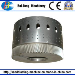 Single Turntable Type Automatic Sandblasting Machine pictures & photos