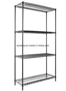 Metal Wire Display Exhibition Storage Shelving for Italy Shelf pictures & photos