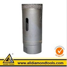 vacuum Brazed Diamond Core Drill Bits pictures & photos