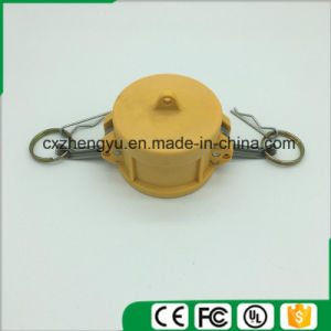 Plastic Camlock Couplings/Quick Couplings (Type-DC) , Yellow Color pictures & photos