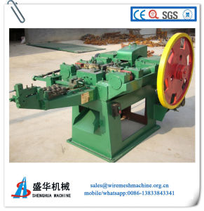 Sell Nail Making Machine (type1C: max length: 20mm) pictures & photos