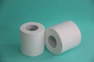 Recycle Toilet Tissue Paper 1000 Sheets pictures & photos