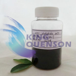 King Quenson Rodenticide Agrochemical Zinc Phosphide 90% Tc Zinc pictures & photos