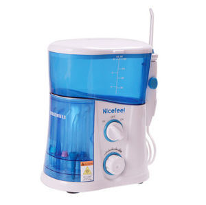 UV Lamp Oral Irrigator Dental SPA Power Flosser with 100-240V pictures & photos