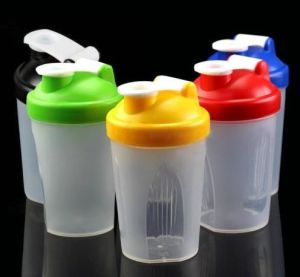 Popular Protein Plastic Shaker Cup pictures & photos