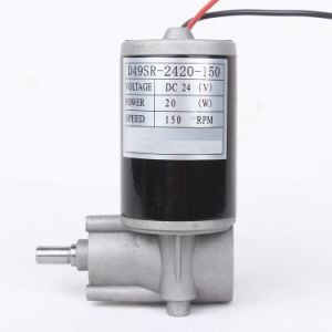 High Quality Competitive Price Gear Reduction Motor pictures & photos
