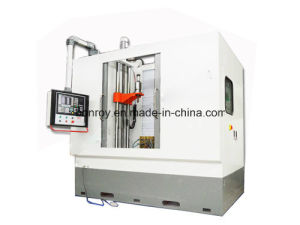 CNC Integrative Induction Heat Treatment High-Frequency Quenching Equipment (Inductor moving) pictures & photos