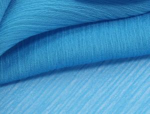 75D Wrinkle Chiffon Fabric for Dress pictures & photos