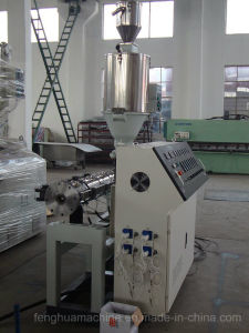 High Speed Single Screw Extruding Machinery for PE Pipes pictures & photos