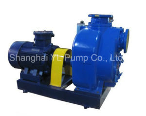 Electric Motor Horizontal End Suction Centrifugal Sewage Pump pictures & photos