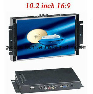 "10.2"" Touch 16: 9 LCD Opne Frame Industrial Monitor pictures & photos"