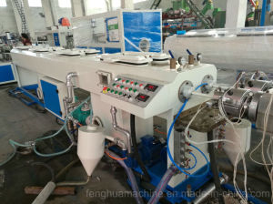 High Efficiency and Advanced PVC Plastic Tube Making Machinery pictures & photos