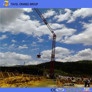 Qtk20 Fast Erection Tower Crane Construction Tower Crane pictures & photos