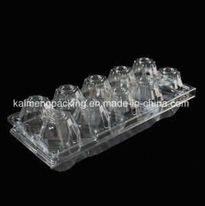 2017 Hot Selling Plastic Chicken&Hen Egg Trays for 4 Cells Package (plastic hen egg tray) pictures & photos