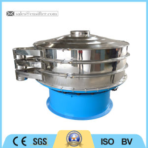 High Accuracy Rotary Vibrating Screen Filter for Fruit Juice pictures & photos