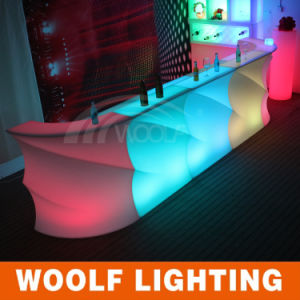 Colorful LED Bar Counter for KTV Party pictures & photos