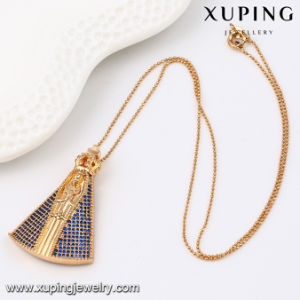 32688 Fashion Jewelry Luxury Diamond Big Sweather CZ Pendant pictures & photos