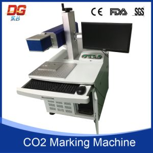 High Speed Desktop Type Fiber Laser Marking Machine for Aluminium pictures & photos