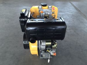 Air Cooled Single Cylinder 170f/178f/186f Diesel Engine pictures & photos