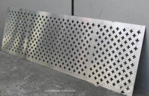 6060 6061 Anodised Aluminum Sheet/Plate by CNC/Laser Cutting /Punching pictures & photos
