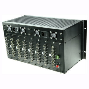 64 Channel Video Fiber Optical Transmitter and Receiver pictures & photos