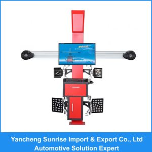 2017 New Arrival 3D Wheel Alignment Equipment pictures & photos
