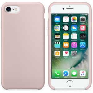 Soft Silicone Mobile Phone Case for iPhone 7 / 7 Plus / 8 / 8 Plus Multi Colors pictures & photos
