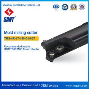 CNC Cutting Tools Indexable Milling Toolholders Mold Milling Trs-4r-17-160-C16-2t Recommended Rdmt pictures & photos