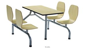 Used Restaurant Table and Chair/Plywood Chair/Bentwood Chair pictures & photos