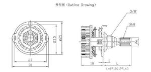 Rotary Switch with High Quality pictures & photos