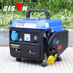 Bison (China) BS950A 650W Single Phase Fast Delivery Mini Generator pictures & photos