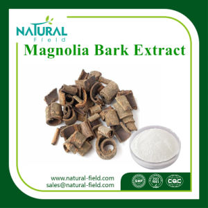 Natural Plant Extract Magnolia Bark Extract 50%, 90% and 95% Magnolols HPLC pictures & photos