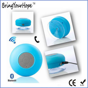 Classic Popular Shower Waterproof Mini Wireless Bluetooth Speaker (XH-PS-606) pictures & photos
