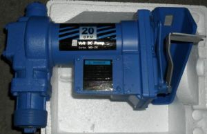 Dyb50-DC 12b/24b Cast Iron Electric Pump pictures & photos