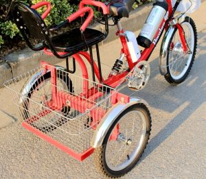 26 Inch 36V Electro-Tricycle pictures & photos