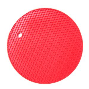 Hot Pads Slip Silicone Insulation Mat for Home Use pictures & photos