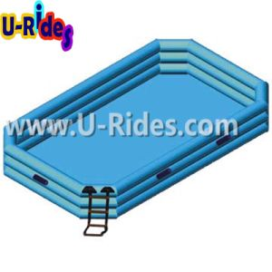 Triplet Inflatable Pool for Swimming pictures & photos