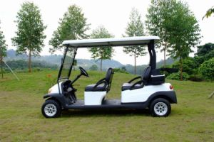 Excar Factory Battery Operated Electric Golf Buggy pictures & photos