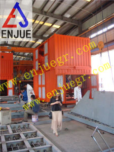 Dockside Containerized Mobile Weighting and Bagging Machine Unit pictures & photos