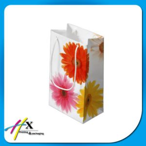 Personalized Popular Paper Shopping Bag for Gift pictures & photos