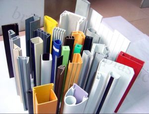 Plastic Extruded Profile Customized pictures & photos