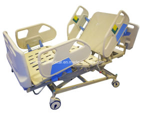 5 Functions Electric Hospital Bed Me-A5-8b22D pictures & photos