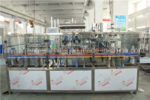 Hot Selling Bottle Water Washing Filling Capping Machine pictures & photos