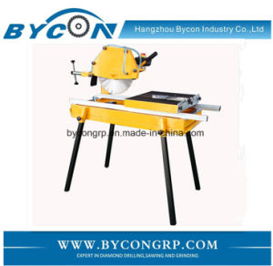 Dts-350 Electric wet tile cutting machine brick saw with pump pictures & photos