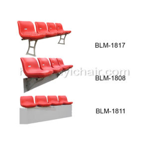Blm-1811 Factory Wholesale Used Stadium Seats Plastic Seats for Stadium Outdoor Arena Sport Gym Baseball/Basketball/Boxing Stadium Seat, Plastic Stadium Seat pictures & photos