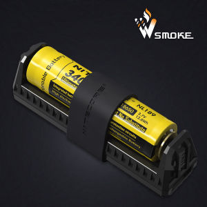 18650 Battery Charger Nitecore F1 Compatible with Most Battery