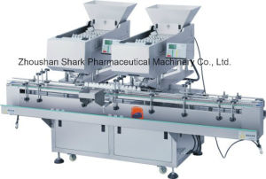 16 Channels Pharmaceutical Machinery Automatic Tablet Counting Machine Capsule Counting Machine