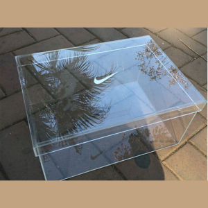 Stylish Acrylic Display Box, Pop Acrylic Display Cube pictures & photos